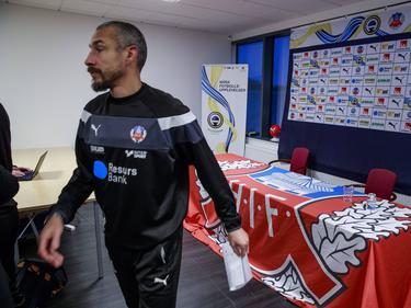 Henrik Larsson ist als Trainer von Helsingborg zurückgetreten
