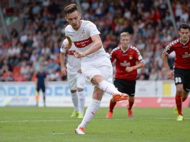Borys Tashchy spielt bis zum Saisonende in der tschechischen ersten Liga