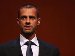 Ceferin quiere el Mundial 2030 en Europa. (Foto: Getty)