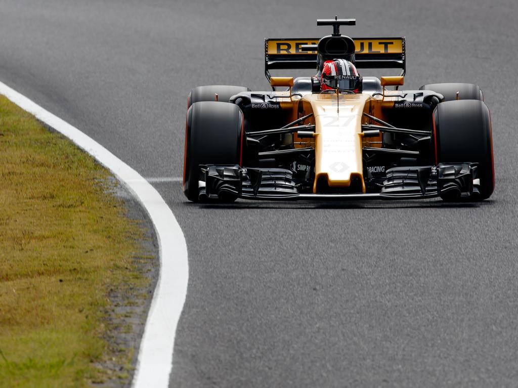 Nico Hülkenberg sieht die Ziele mit Renault noch nicht erreicht