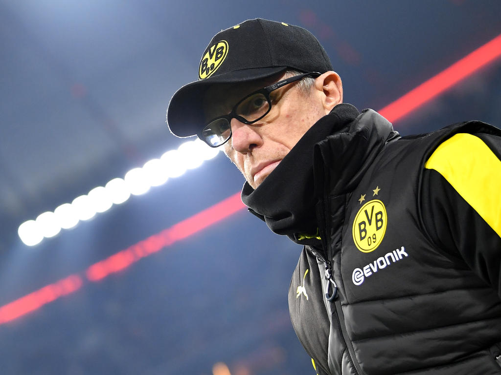 Peter Stöger unterlag mit seinem BVB in München