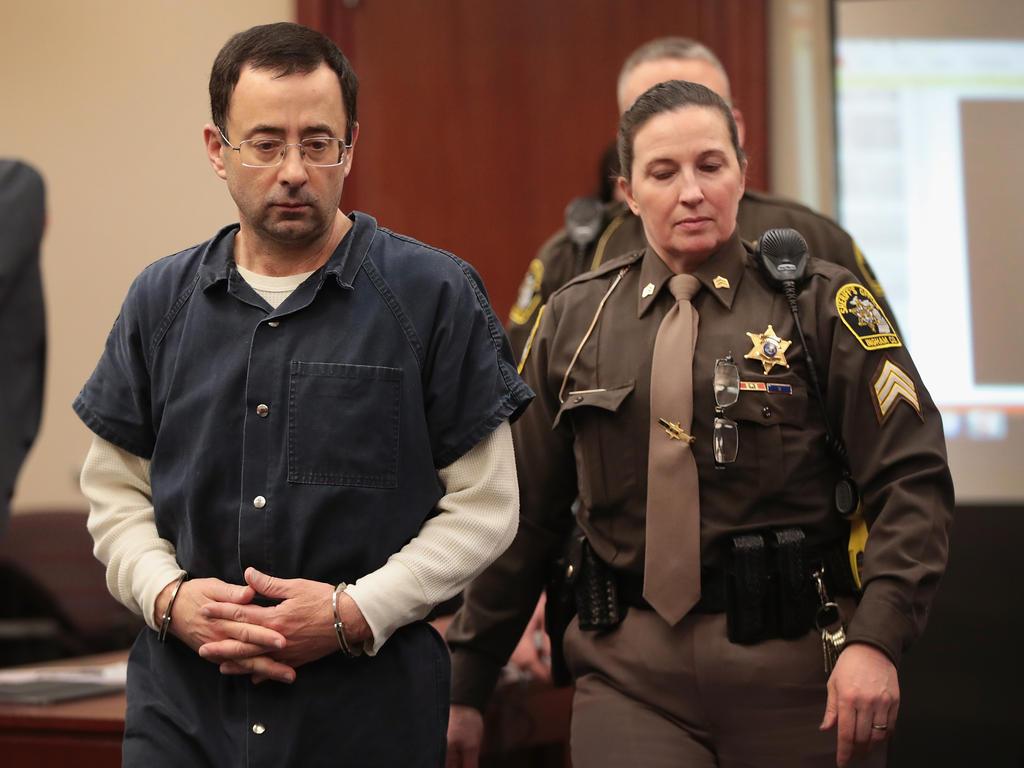 Larry Nassar muss sich vor Gericht verantworten