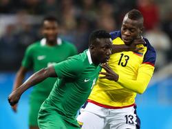 Etebo es internacional con la selección nigeriana. (Foto: Getty)