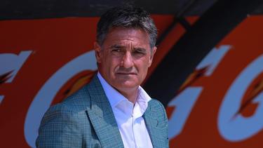 Míchel vive un buen arranque en el fútbol mexicano.