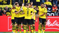 El equipo amarillo fue netamente superior a su rival.