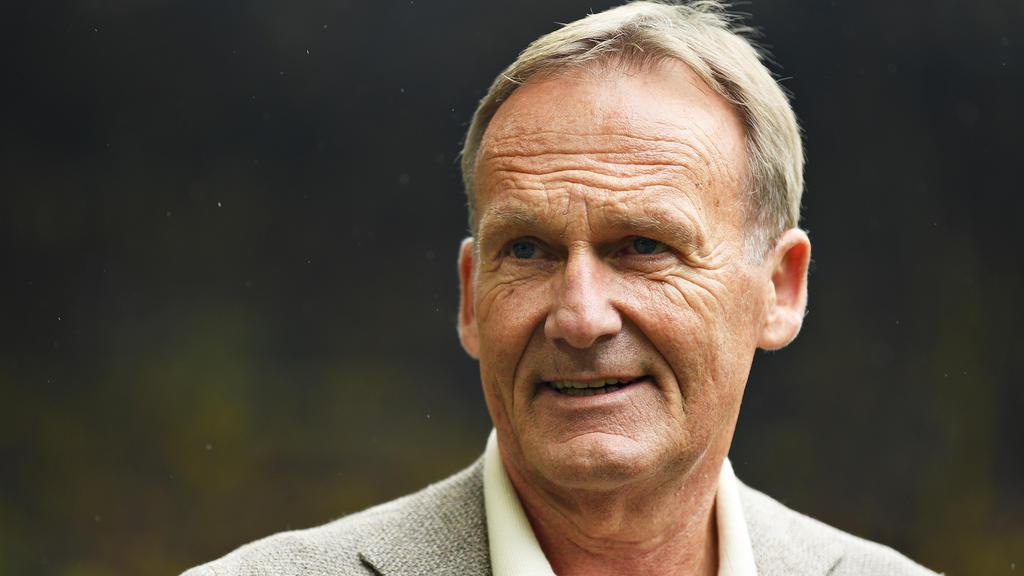 Hans-Joachim Watzke führt den BVB seit knapp 15 Jahren