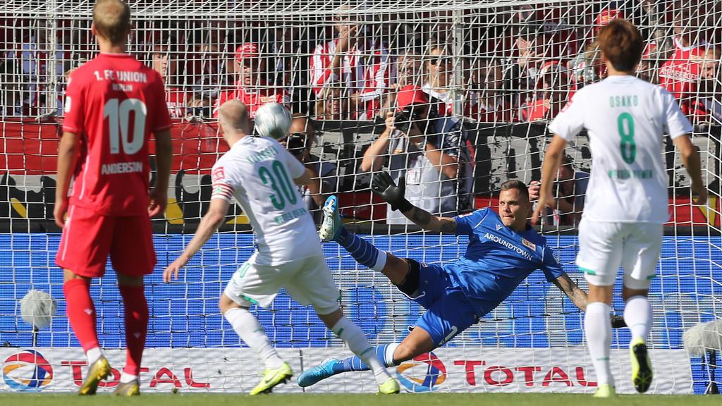 Werder Bremen schlägt Union Berlin