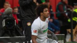 Der FC Augsburg suspendierte Caiuby bereits letzte Saison