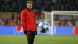 Neymar wollte Paris Saint-Germain im Sommer verlassen