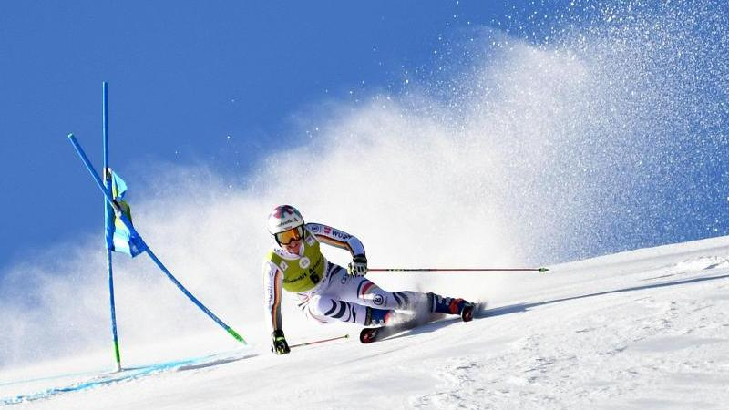 Wird in Sölden an den Start gehen: Viktoria Rebensburg