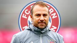 Hansi Flick ist Interimscoach beim FC Bayern München