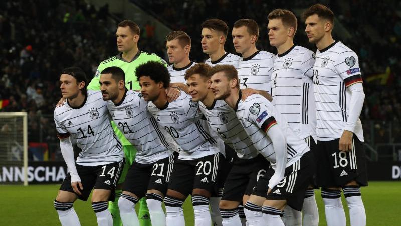 Das DFB-Team trifft bei der EM auf dicke Brocken