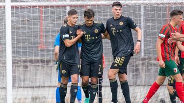 Die Münchner stellten bereits in der ersten Halbzeit auf 3:0