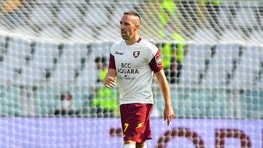 Wurde beim 0:4 gegen Turin eingewechselt: der ehemalige Bayern-Star Franck Ribéry