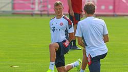 Joshua Kimmich ist einer der Leader des FC Bayern