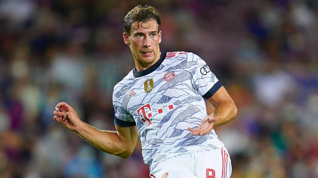 Leon Goretzka bleibt beim FC Bayern