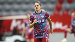 Jovana Damnjanovic traf dreifach für den FC Bayern