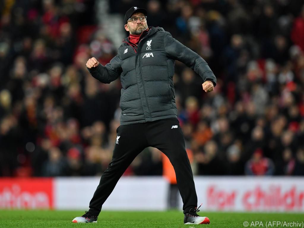 Jürgen Klopp kann zuversichtlich ins Duell mit José Mourinho gehen