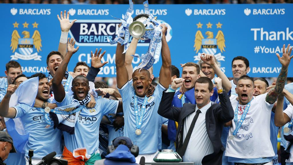 City droht der Verlust der englischen Meisterschaft 2014