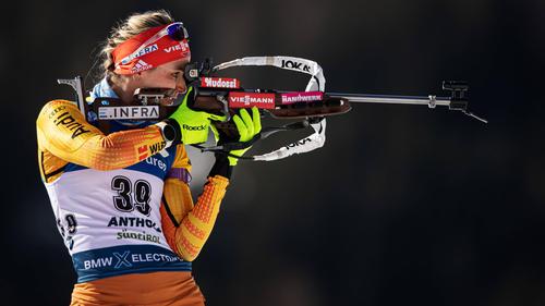 Denise Herrmann soll die deutsche Damen-Staffel zum Erfolg führen