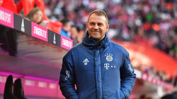 Seit Anfang November Cheftrainer beim FC Bayern: Hansi Flick