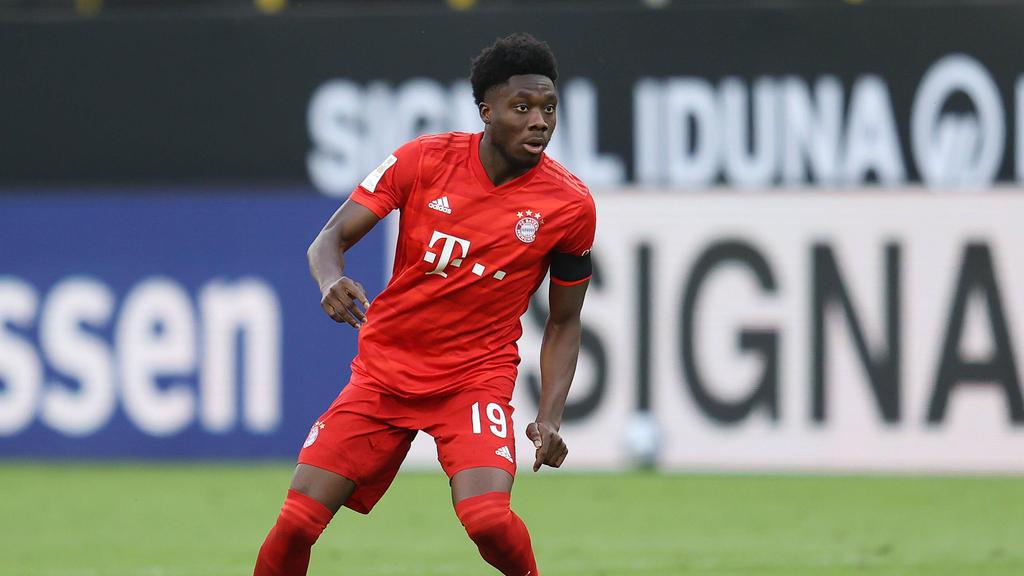 Wechselte Anfang 2019 zum FC Bayern: Alphonso Davies