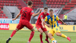 Kein Sieger zwischen Ingolstadt und Braunschweig