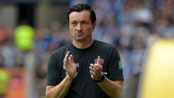 Daniel Meyer ist neuer Trainer von Eintracht Braunschweig