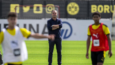Lockt Michael Zorc Jamie Bynoe-Gittens zum BVB