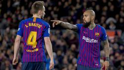 Ivan Rakitic und Arturo Vidal sollen Barca verlassen