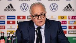 Von der Qualität des DFB-Teams überzeugt: Fritz Keller