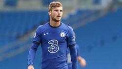 Werner wechselte von Leipzig nach London zu Chelsea