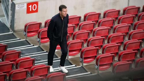 Sieht die DFB-Auswahl bei der EM nicht als ersten Titel-Anwärter: Oliver Bierhoff