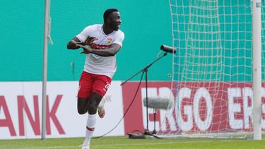 Der VfB Stuttgart hat Hansa Rostock niedergerungen