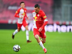 Salzburg-Coach Marsch gab seinem Team die Note 2
