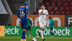 Der FC Schalke 04 kassierte kurz vor dem Ende noch den Ausgleich gegen den FC Augsburg