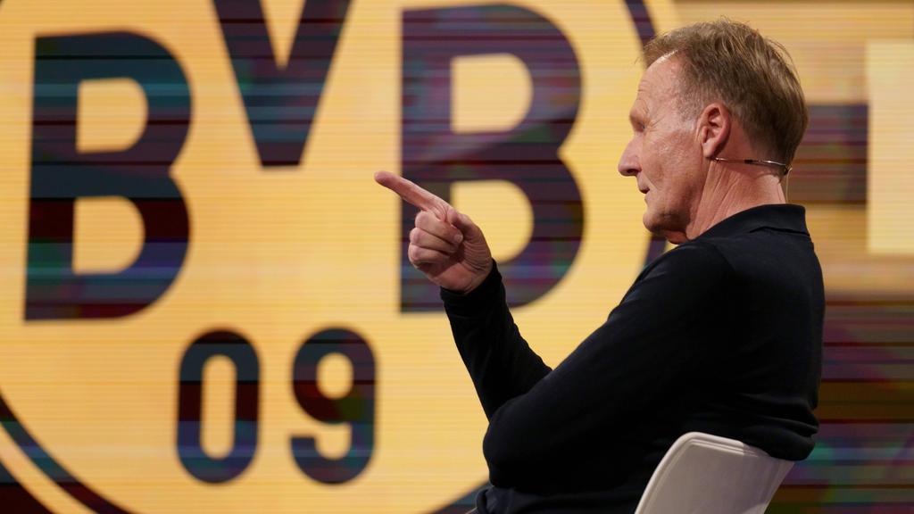 Watzke hofft auf einen BVB-Verbleib von Edin Terzic