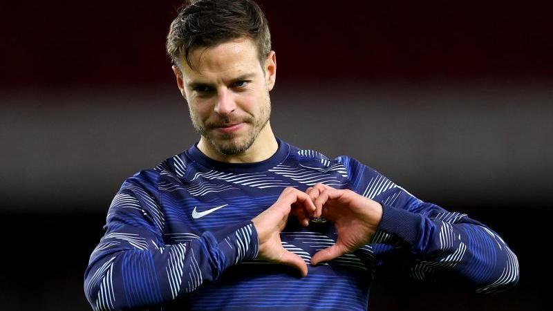 Glaubt an den Durchbruch von Timo Werner und Kai Havertz beim FC Chelsea: César Azpilicueta