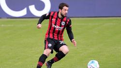 Amin Younes von Eintracht Frankfurt träumt von der Champions League