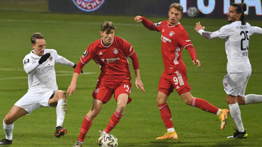 Der FC Ingolstadt und der FC Bayern II trennten sich mit einem Remis