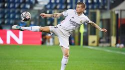 Kroos fehlt Real Madrid auch am Wochenende