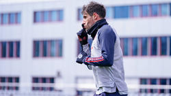 Martínez hat den FC Bayern verlassen