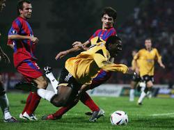 1:0 für Newcastle - ElfmeterkurzvorSchlussentscheidetSpiel