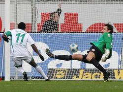 Doppeltorschütze in der Bundesliga
