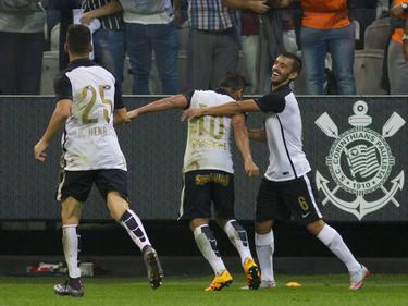 El Corinthians es líder con 10 puntos en el Grupo 8. (Foto: Imago)