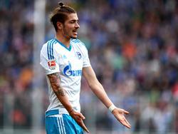 El defensa del Schalke 04, Roman Neustädter. (Foto: Getty)