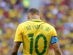 El astro carioca del Barça vuelve a estar ante una de las citas de su vida. (Foto: Gettty)