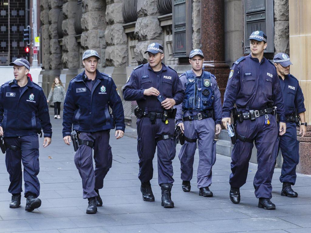 Der Polizei in Wales hat zahlreiche Festnahmen vorgenommen