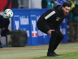 Sandro Schwarz und seine Mainzer taumeln der 2. Liga entgegen