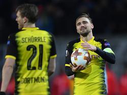 Borussia Dortmund muss die unglaubliche Serie von RB Salzburg beenden